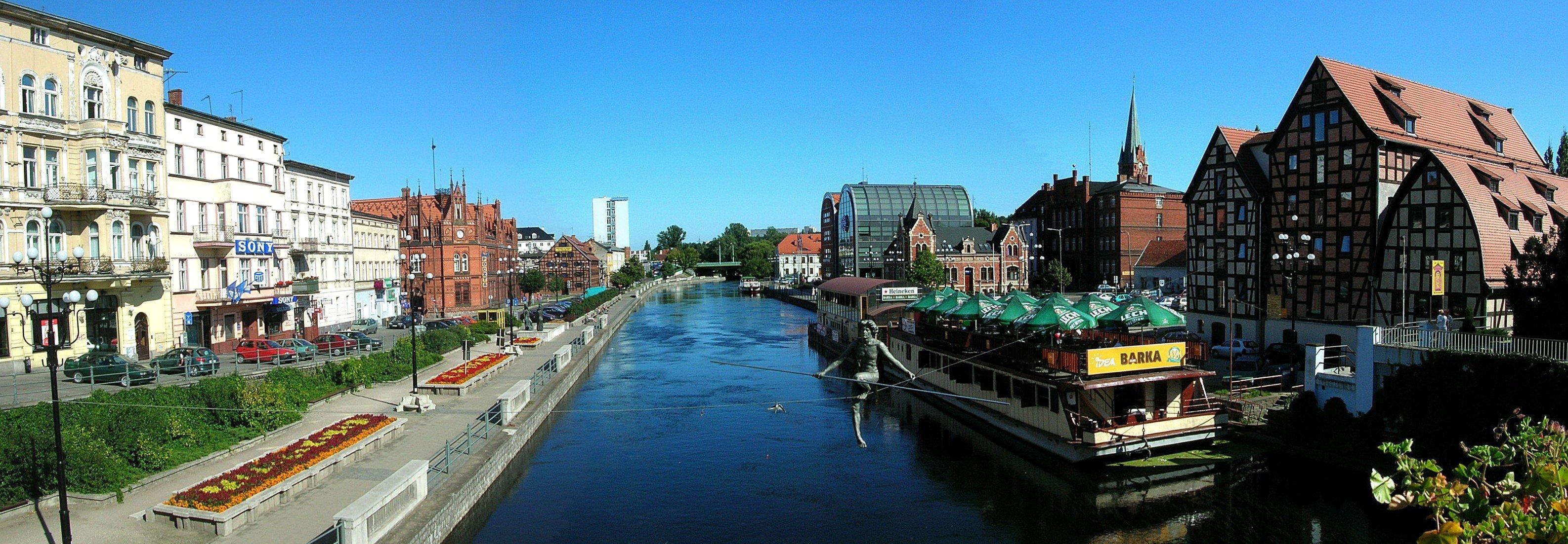 Kolportaż ulotek Bydgoszcz